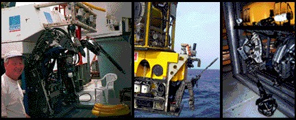 Subsea Leak Detection - Flocator installations on ROVs